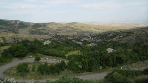 Ադրբեջանական զինուժը գնդակոծում է Բարեկամավանը