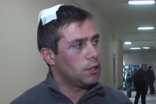 Գևորգ Սաֆարյանը Նուբարաշեն ՔԿՀ-ում ծեծի է ենթարկվել