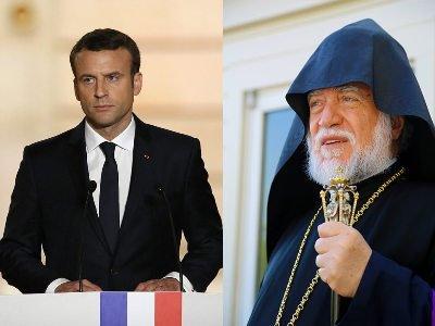 Ֆրանսիան հայ ժողովրդի անկեղծ բարեկամն է. Մակրոնի նամակը՝ Արամ Ա-ին