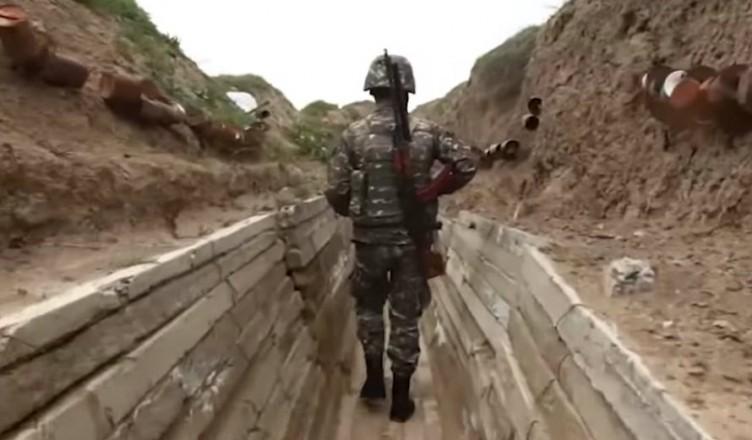 Հայ դիրքապահների ուղղությամբ արձակելով շուրջ 1500 կրակոց