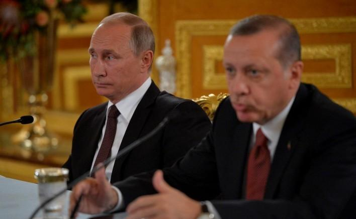 Ուշագրավ. Պուտինը տրամադրված է հինգ տարածքները հանձնել Ադրբեջանին