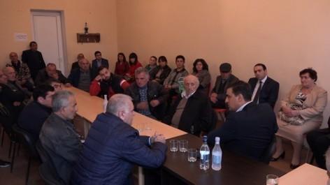 ՖՈՏՈ. Ադրբեջանի պատճառած վնասների վերաբերյալ կհրապարակվի արտահերթ զեկույց