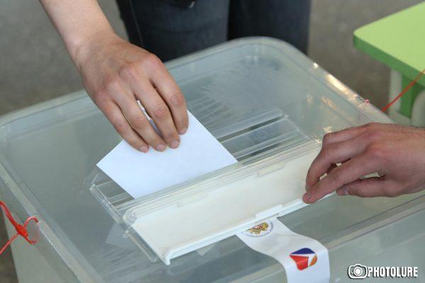 Հայտնի են կուսակցությունների և դաշինքների համարները, որոնք կլինեն նաև քվեաթերթիկի վրա