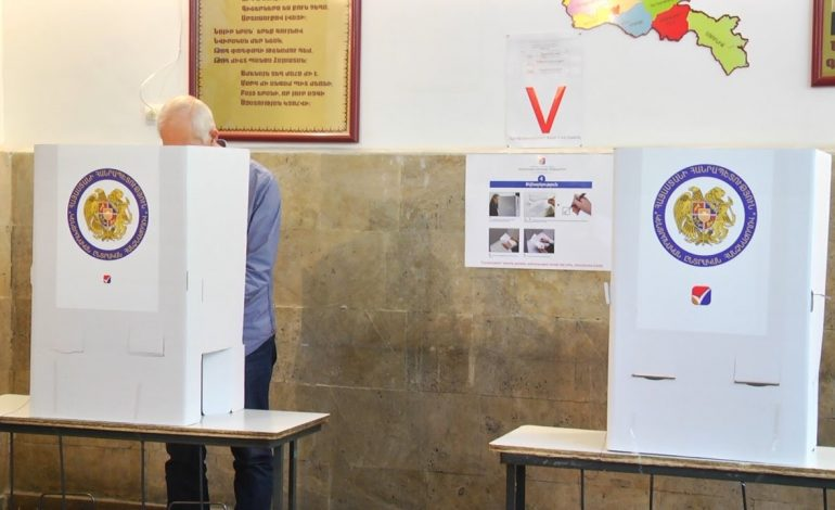 ՏԻՄ ընտրություններին ժամը 17։00–ի դրությամբ մասնակցել է ընտրողների 40.82%-ը