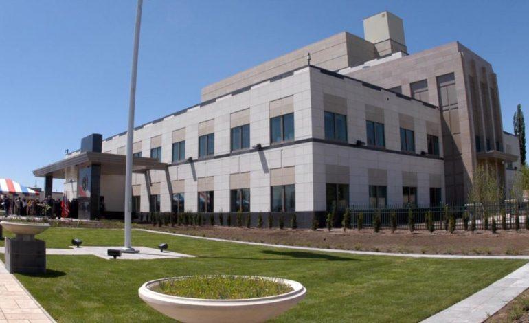Երեւանում ԱՄՆ դեսպանատան հայտարարությունը` դեսպանի Սյունիքի մարզ այցի վերաբերյալ
