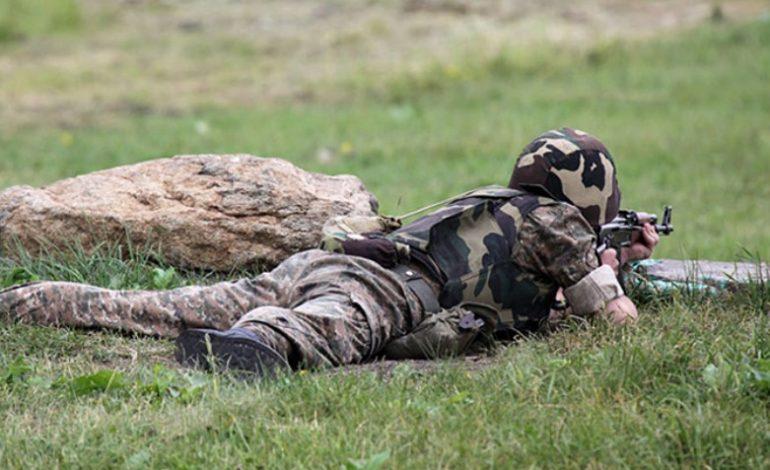 Азербайджанские ВС вели ночью огонь по армянским позициям в Гегаркунике — жертв нет