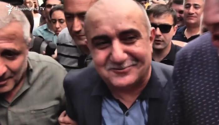 Սամվել Բաբայանը կուսակցություն կստեղծի նաև Հայաստանում