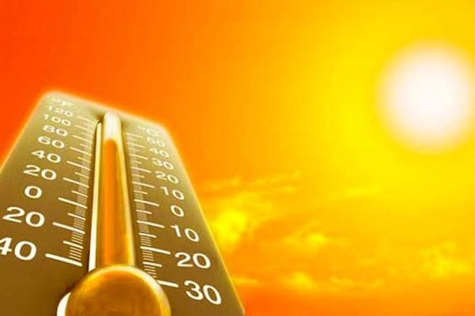 Այսօր օդի ջերմաստիճանը կհասնի մինչև +40…+42 աստիճանի