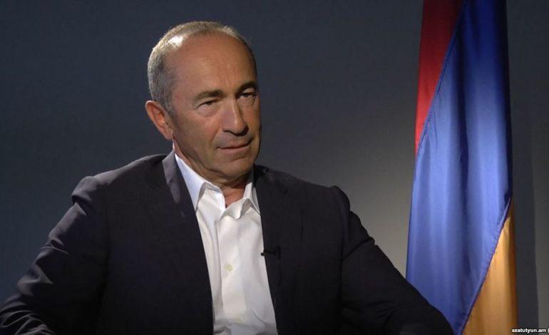 Ռոբերտ Քոչարյանի գրասենյակը հայտարարություն է տարածել