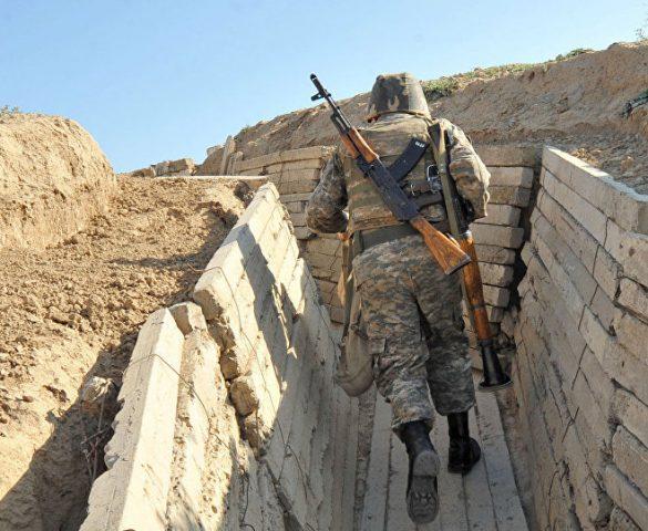 На армяно-азербайджанской границе идут локальные бои – Минобороны Армении