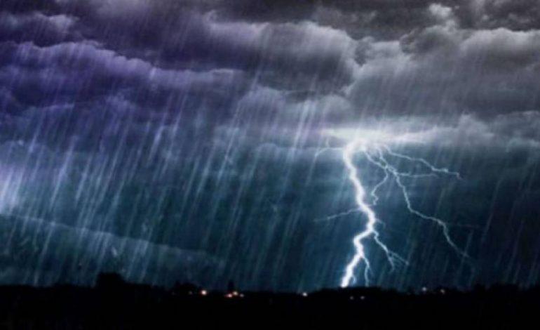 Սպասվում է անձրև և ամպրոպ. եղանակը ՀՀ-ում