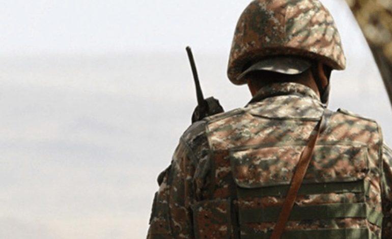 Զինծառայողին մեղադրանք  առաջադրվեց և կալանավորվեց
