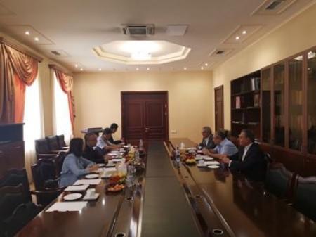ՀՀԿ-ականները հանդիպել են Չինաստանի Կոմկուսի ներկայացուցիչների հետ