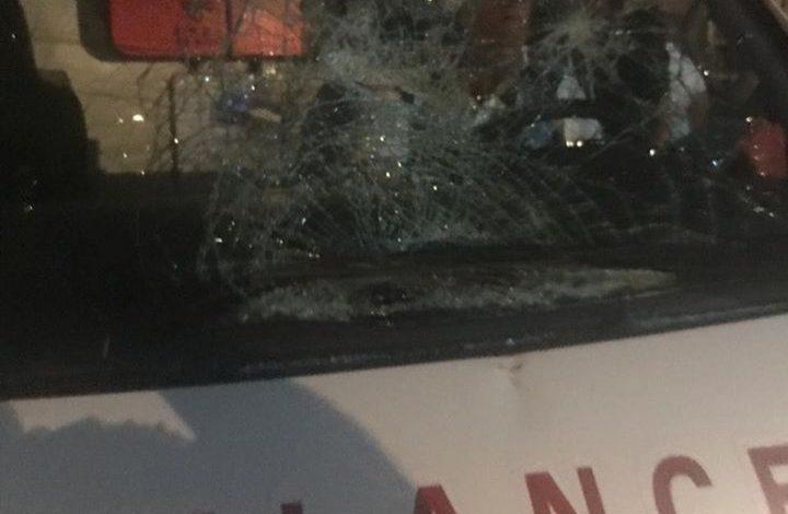 Ոստիկանությունը բերման է ենթարկել «շտապօգնության» մեքենան վնասած անձին. մանրամասներ