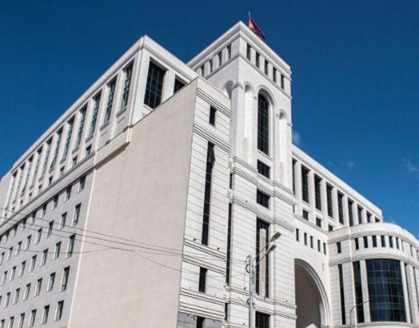 Официальный Баку пытается создавать новые очаги напряженности: МИД Республики Армения