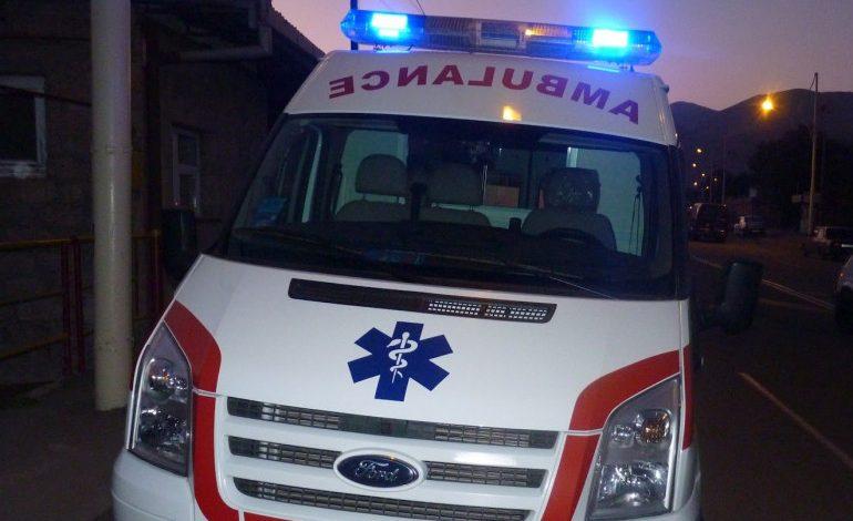 Արտակարգ դեպք Տավուշի մարզում. Դիլիջանի «Նյու Սիթի» առևտրի կենտրոնից 9 հոգի տեղափոխվել են հիվանդանոց