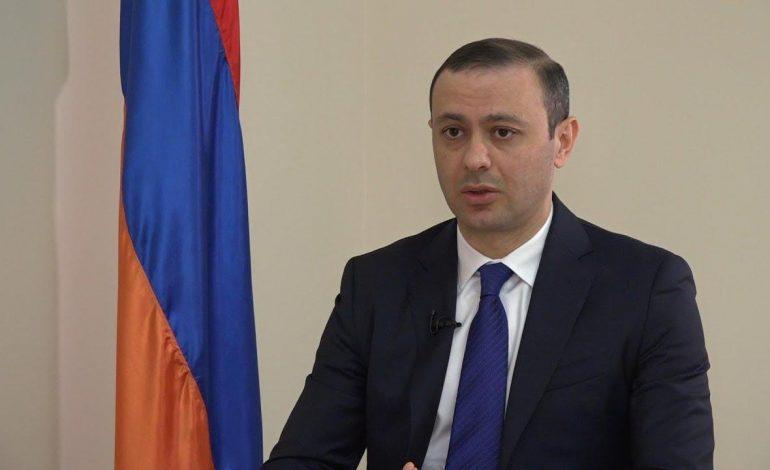 Армен Григорян: Ереван готов к нормализации отношений с Анкарой, но – без предусловий