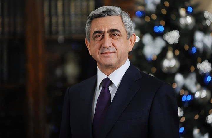 Այսօր ՀՀ երրորդ նախագահ Սերժ Սարգսյանի ծննդյան օրն է