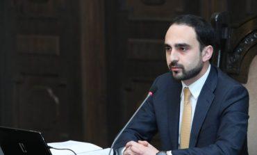 Тигран Авинян оставляет пост вице-премьера