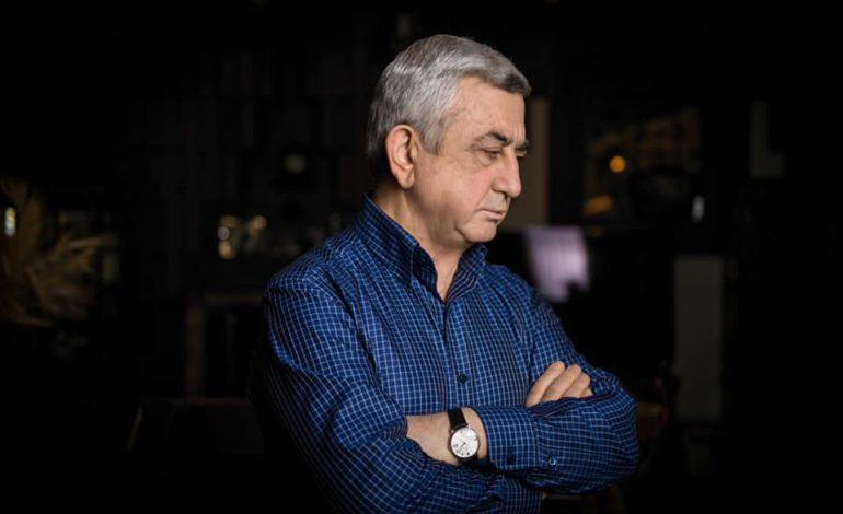 Սերժ Սարգսյանը հեռագիր է հղել