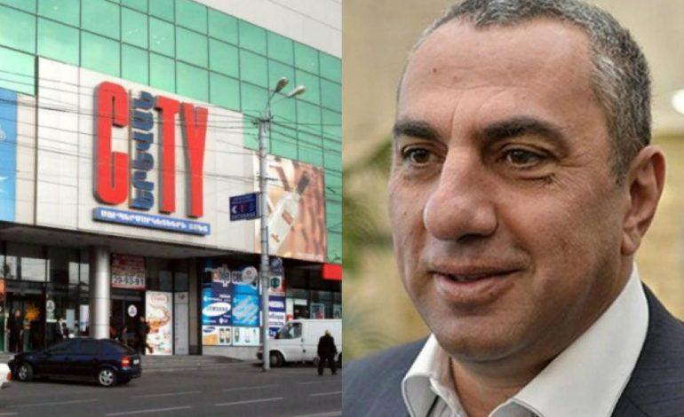 Սամվել Ալեքսանյանին պատկանող «Երևան սիթի»-ում. հայտնաբերվել է տղամարդու դի
