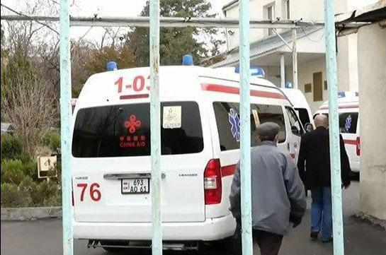 В Армении за сутки зарегистрирован 221 новый случай заражения коронавирусом
