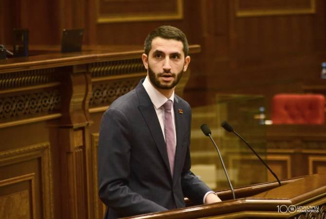 ԱԺ փոխնախագահ. Հույս ունենք շարժվել խաղաղության օրակարգով. Դրական էր, որ Ադրբեջանը մեկուկես օր անց վերադարձրեց Քասախի մոլորված բնակիչներին