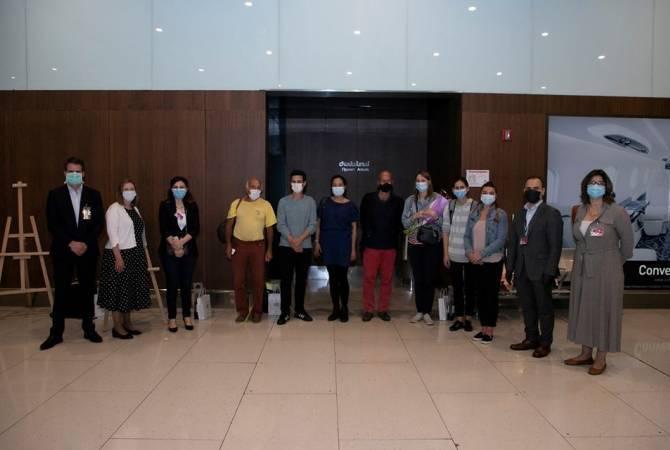 Ֆրանսիայից Հայաստան է ժամանելու բժիշկների երկրորդ խումբը