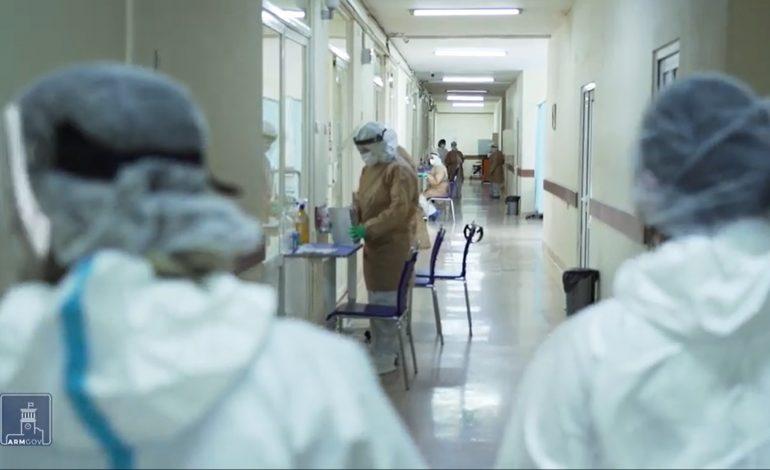 Հայաստանում հաստատվել է կորոնավիրուսով վարակվելու 283 նոր դեպք