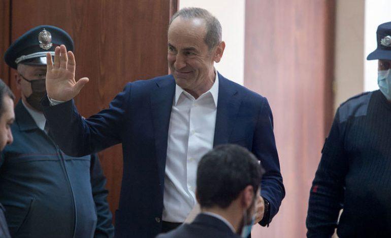 ՌԴ դեսպան Կոպիրկինը գնաց, Ռոբերտ Քոչարյանին ազատեցին. ի՞նչ կատարվեց