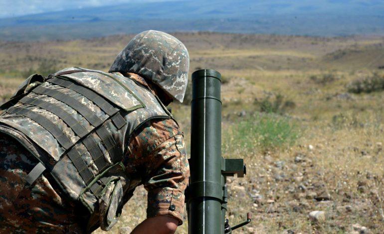 Պաշտպանության բանակը հայտնում է
