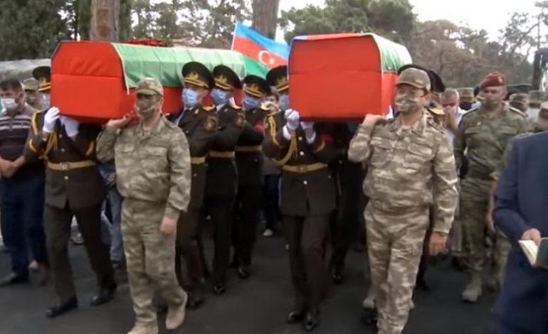 Ադրբեջանը`  արցախյան վերջին պատերազում իր զոհերի պաշտոնական թվի մասին