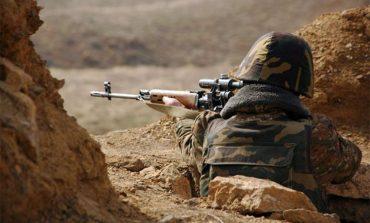 Минобороны Армении сообщило об очередном обстреле со стороны Азербайджана