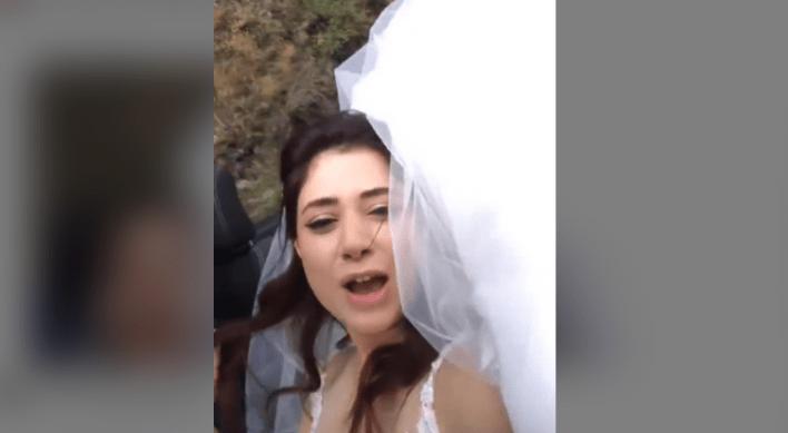 ՖՈՏՈ. Արուսիկ Տիգրանյանը ամուսնացել է
