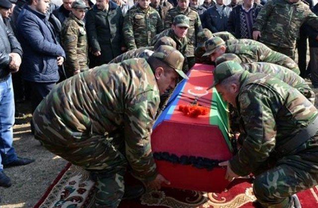 Ադրբեջանը զինված ուժերում զոհերի նոր թվեր է հրապարակել