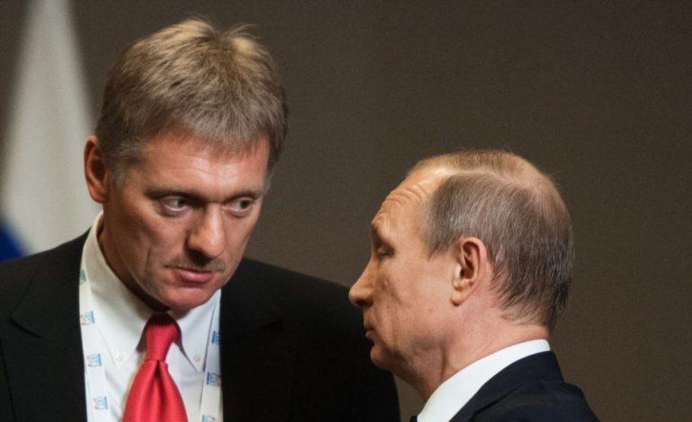 Песков не комментирует идею размещения погранпостов РФ на границе Армении и Азербайджана