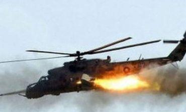 ՏԵՍԱՆՅՈՒԹ. Քարվաճառում Ադրբեջանի ԶՈՒ ուղղաթիռ է կործանվել