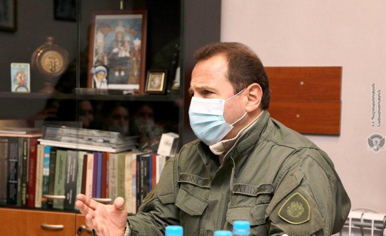 Давид Тоноян отпущен под подписку о невыезде — СМИ