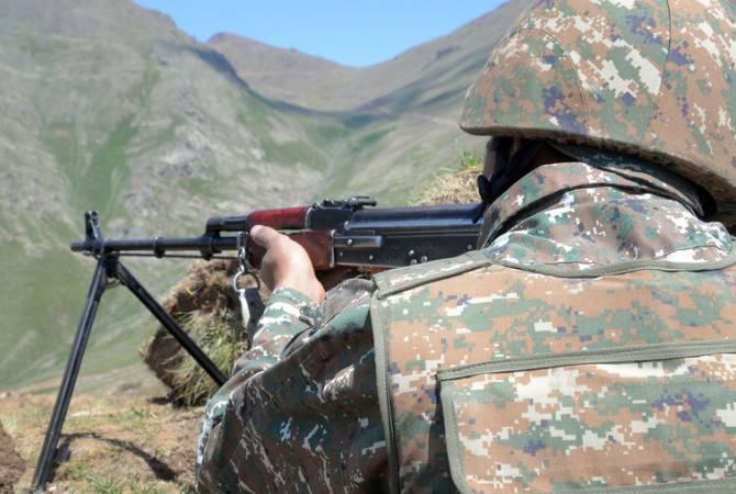 Հրատապ․ Ադրբեջանցիները տարբեր տրամաչափի հրաձգային զինատեսակներից կրակ են բացել հայկական դիրքերի ուղղությամբ