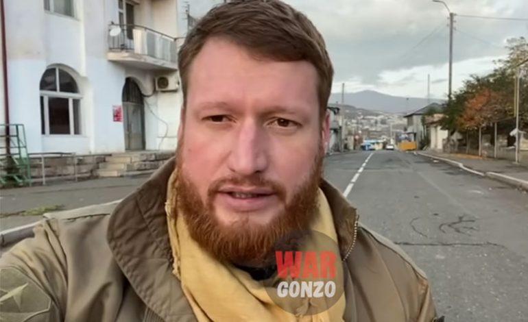 Էս լրագրողի գնապիտակով գործակալ պեգովներն ի՞նչ փորացավով են կրկին Հայաստանում