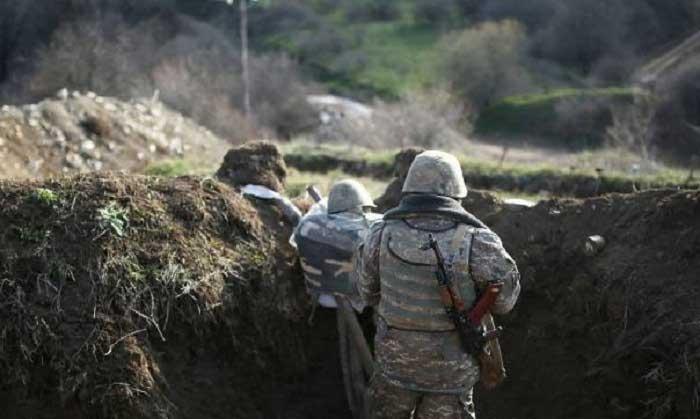 Пропавшего без вести военнослужащего нашли в крайне тяжелом состоянии недалеко от позиции