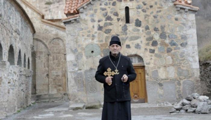 Դադիվանքում Ադրբեջանն ուդի հոգևորականի է նշանակել ծառայության