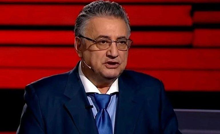Ես  կանգնած եմ Հայաստանի գլխավոր շտաբի կողքին․  ՌԴ ԶՈՒ գնդապետ Սեմյոն Բաղդասարով