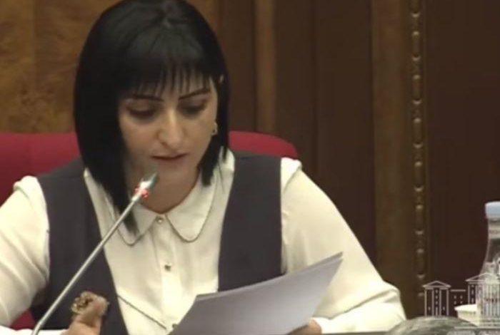 Նոյեմբերին Օնիկ Գասպարյանը հրաժարական էր տալիս՝ չընդունվեց, հիմա պահանջ է ներկայացվում. ԱԺ պատգամավոր Թովմասյան