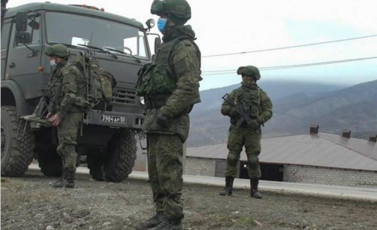 Командование российского миротворческого контингента расследует подробности перестрелки близ Шуши