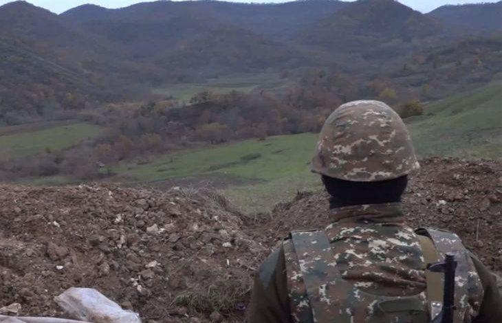 Գեղարքունիքի հատվածում փոխհրաձգություն է ծավալվել, հայկական կողմը մեկ վիրավոր ունի. ՊՆ