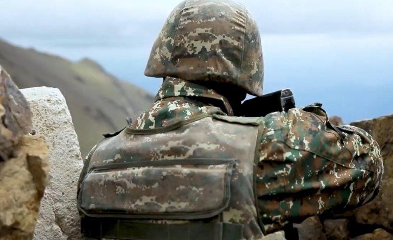 ВС Азербайджана нарушили режим прекращения огня: Минобороны