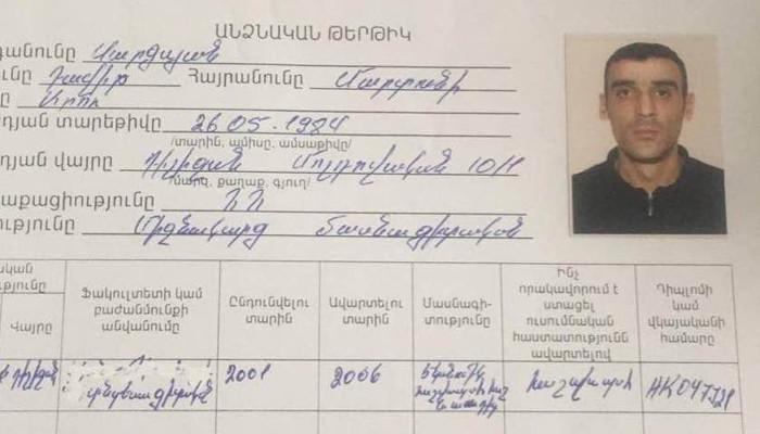 Դիլիջանի համայնքապետի պաշտոնակատարը՝ ծիծաղի առարկա դարձած անձնական թերթիկի մասին