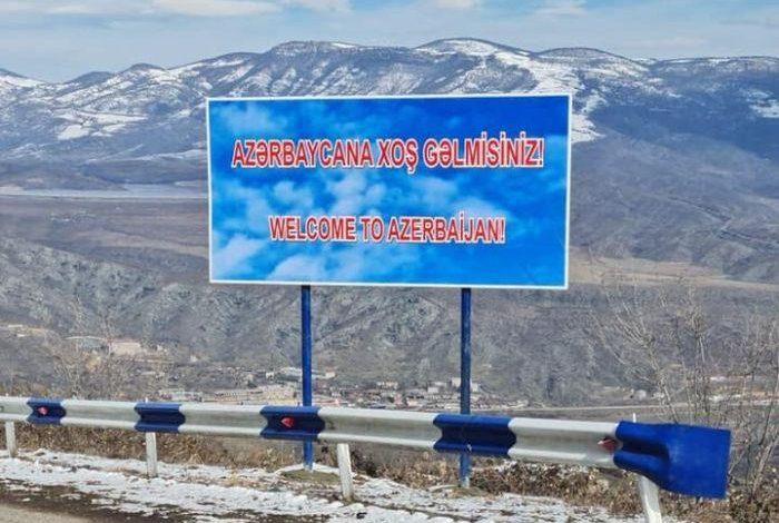 Կապան-Երևան ճանապարհին ադրբեջանցիները քար են շպրտել հայի մեքենայի ուղղությամբ