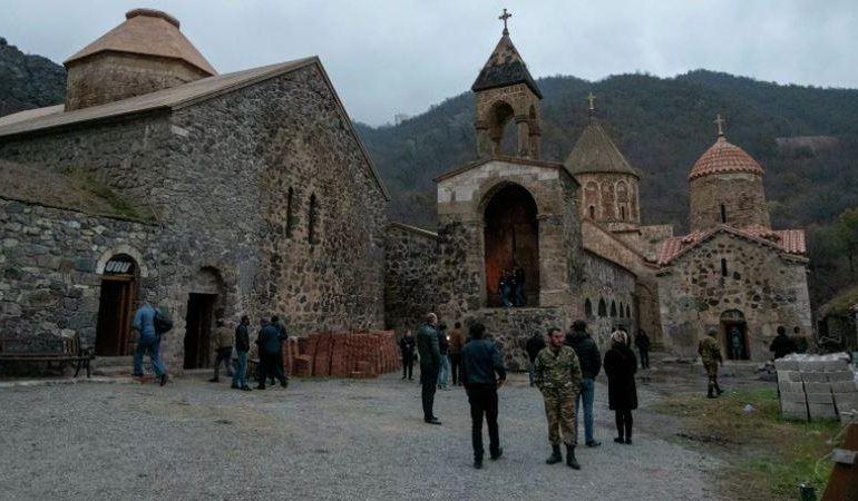 Ադրբեջանական կողմը խախտել է ռուս խաղաղապահների միջնորդությամբ ձեռք բերված պայմանավորվածությունը. Արցախի ՄԻՊ